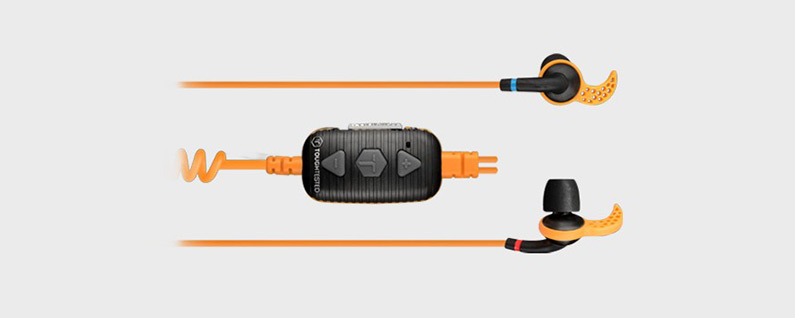 ToughTested Waterproof Earphones