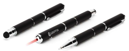 Griffin Stylus + Pen + Laser Pointer