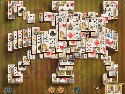 Mahjong Towers Touch HD Screen 1<br />