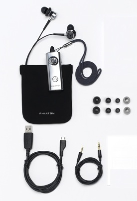 Phiaton PS 210 BTNC Earphones