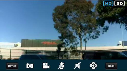 SwannEye HD iOS App