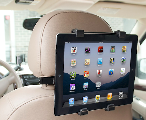 Universal Tablet Headrest Mount