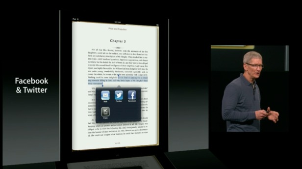 Apple's iPad mini event