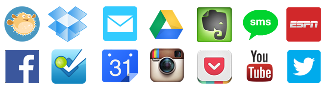 Some Apps That Work With IFTTT