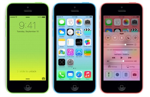 iOS7 Color Features