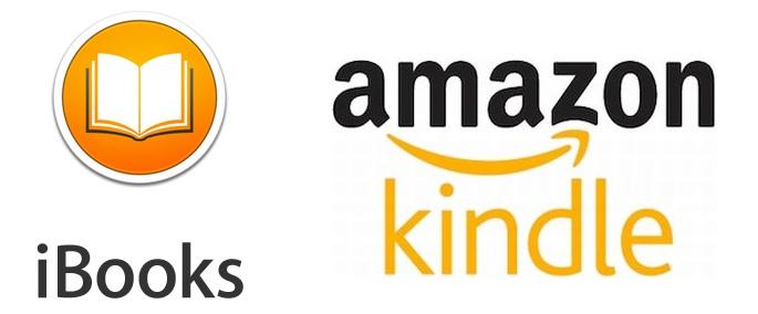 iBooks vs Kindle