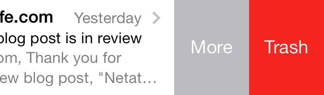 iOS 7 Tips & Tricks: Mail   iPhoneLife com