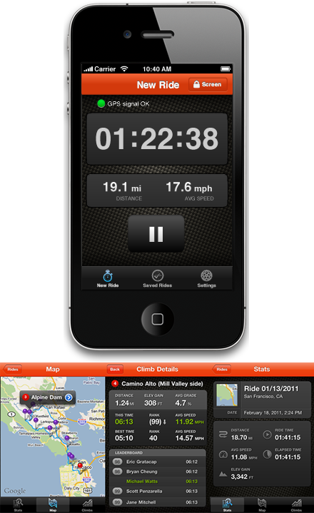 Get Ready to Ride with Strava App for iPhone | iPhoneLife.com