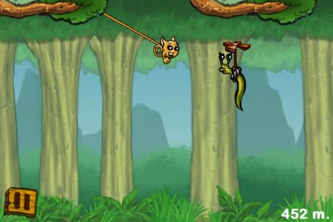 A Flying Slug?
