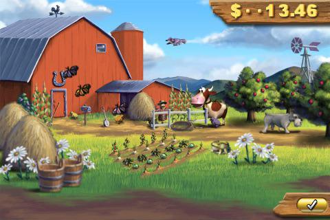 The Farm Is Lookin' Good