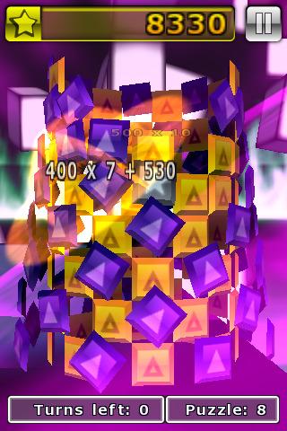 Level 8 On Puzzle Mode