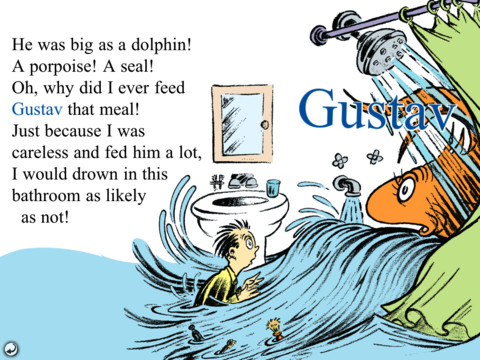Gustav The Goldfish