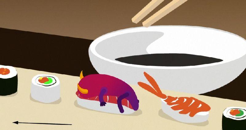 Sushi Not So Good