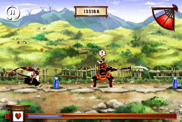 Samurai vs Samurai