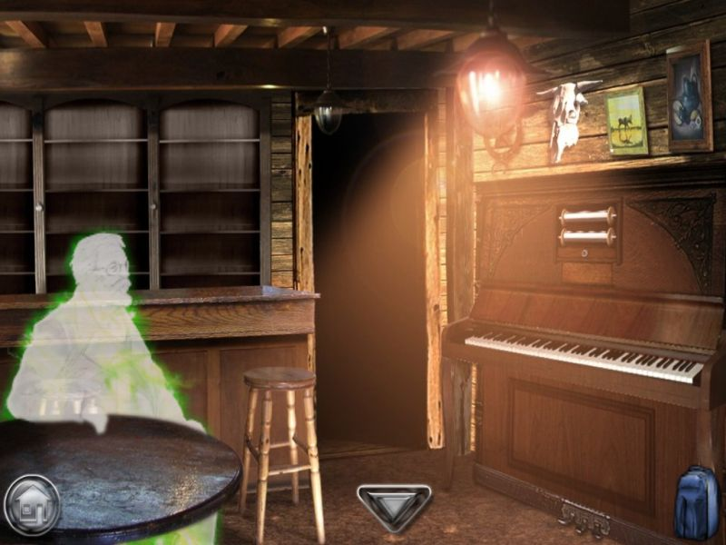 Ghost In The Tavern