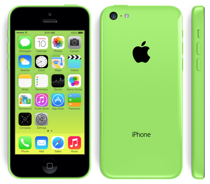 separation shoes 0d1d9 e2c74 Wal-Mart Selling iPhone 5C for $79 and iPhone 5S for $189 ...