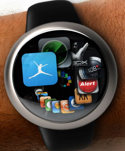 iWatch Design Prediction Based on Apple Patents ...