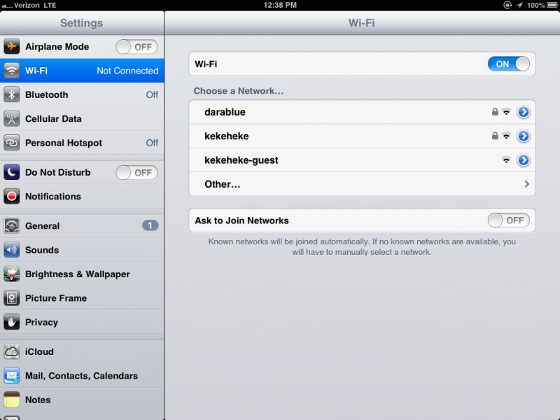 how to restore ipad that cant connect to apple id