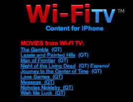 Free streaming WiFi TV | iPhoneLife.com