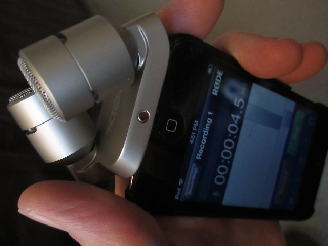 RØDE iXY Review - Quality iPhone and iPod Recording