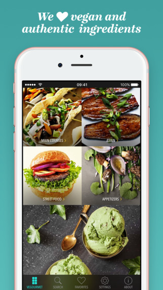 Best vegan recipe apps iphonelife vegourmet is an eco conscious food magazine from sweden the official apps gives you recipes beautiful photography and awesome tips straight from the forumfinder Gallery