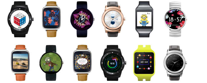 android wear copies watch to watch communication from apple.